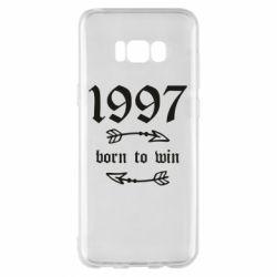 Чохол для Samsung S8+ 1997 Born to win