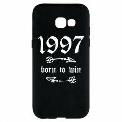 Чохол для Samsung A5 2017 1997 Born to win