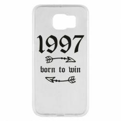 Чохол для Samsung S6 1997 Born to win