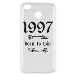 Чехол для Xiaomi Redmi 4x 1997 Born to win