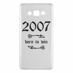 Чехол для Samsung A7 2015 2007 Born to win