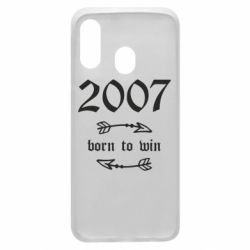 Чехол для Samsung A40 2007 Born to win