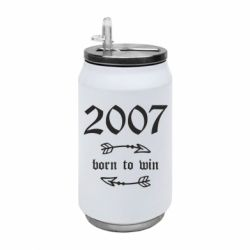 Термобанка 350ml 2007 Born to win
