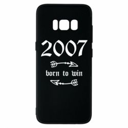 Чехол для Samsung S8 2007 Born to win