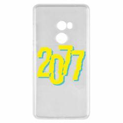 Чехол для Xiaomi Mi Mix 2 2077 Cyberpunk