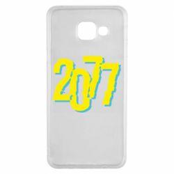 Чохол для Samsung A3 2016 2077 Cyberpunk