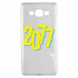 Чохол для Samsung A5 2015 2077 Cyberpunk