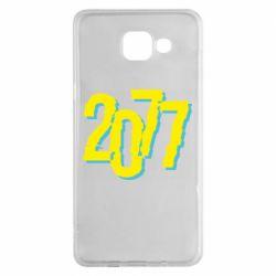 Чохол для Samsung A5 2016 2077 Cyberpunk
