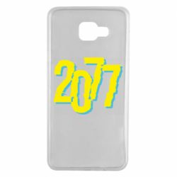 Чохол для Samsung A7 2016 2077 Cyberpunk