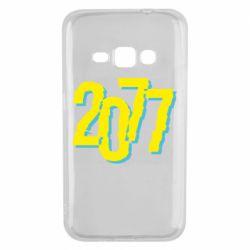 Чохол для Samsung J1 2016 2077 Cyberpunk