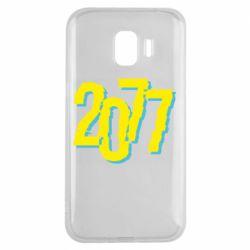 Чохол для Samsung J2 2018 2077 Cyberpunk