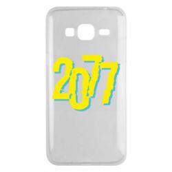 Чохол для Samsung J3 2016 2077 Cyberpunk