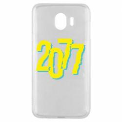 Чохол для Samsung J4 2077 Cyberpunk