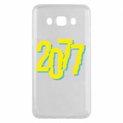 Чохол для Samsung J5 2016 2077 Cyberpunk