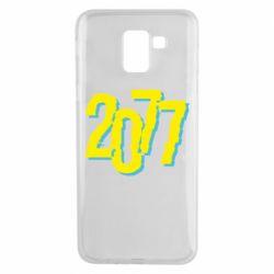 Чохол для Samsung J6 2077 Cyberpunk