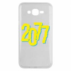 Чохол для Samsung J7 2015 2077 Cyberpunk