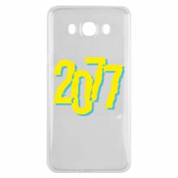 Чохол для Samsung J7 2016 2077 Cyberpunk