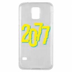Чохол для Samsung S5 2077 Cyberpunk