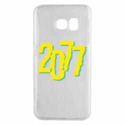 Чохол для Samsung S6 EDGE 2077 Cyberpunk