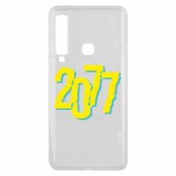 Чохол для Samsung A9 2018 2077 Cyberpunk