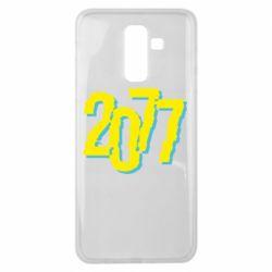 Чохол для Samsung J8 2018 2077 Cyberpunk