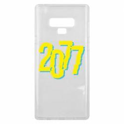 Чохол для Samsung Note 9 2077 Cyberpunk