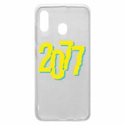 Чохол для Samsung A20 2077 Cyberpunk