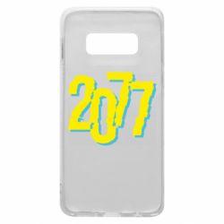 Чохол для Samsung S10e 2077 Cyberpunk