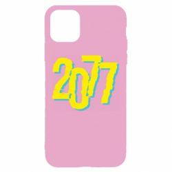 Чохол для iPhone 11 2077 Cyberpunk