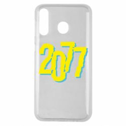 Чохол для Samsung M30 2077 Cyberpunk
