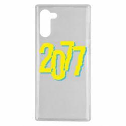 Чохол для Samsung Note 10 2077 Cyberpunk