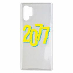 Чохол для Samsung Note 10 Plus 2077 Cyberpunk