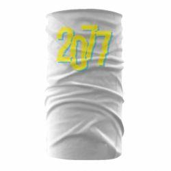 Бандана-труба 2077 Cyberpunk