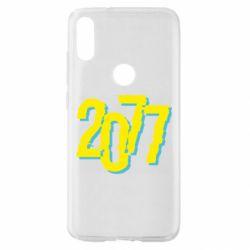 Чехол для Xiaomi Mi Play 2077 Cyberpunk