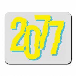 Килимок для миші 2077 Cyberpunk