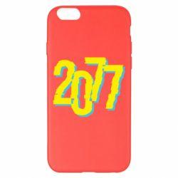 Чохол для iPhone 6 Plus/6S Plus 2077 Cyberpunk