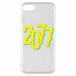 Чохол для iPhone 7 2077 Cyberpunk
