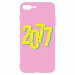 Чохол для iPhone 7 Plus 2077 Cyberpunk