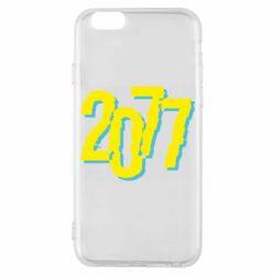 Чохол для iPhone 6/6S 2077 Cyberpunk