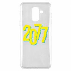Чохол для Samsung A6+ 2018 2077 Cyberpunk