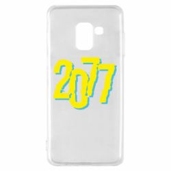 Чохол для Samsung A8 2018 2077 Cyberpunk
