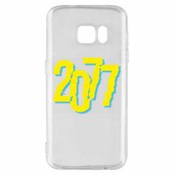 Чохол для Samsung S7 2077 Cyberpunk