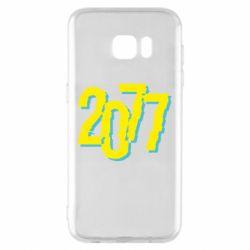 Чохол для Samsung S7 EDGE 2077 Cyberpunk
