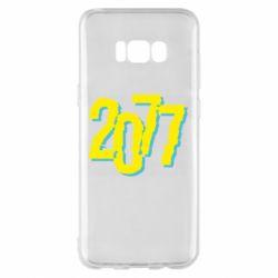 Чохол для Samsung S8+ 2077 Cyberpunk