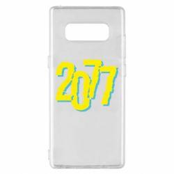 Чохол для Samsung Note 8 2077 Cyberpunk