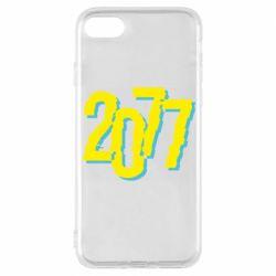 Чохол для iPhone 8 2077 Cyberpunk