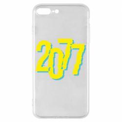 Чохол для iPhone 8 Plus 2077 Cyberpunk