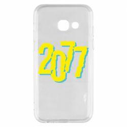Чохол для Samsung A3 2017 2077 Cyberpunk