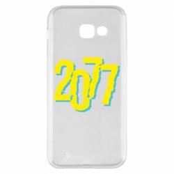 Чохол для Samsung A5 2017 2077 Cyberpunk