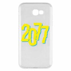 Чохол для Samsung A7 2017 2077 Cyberpunk